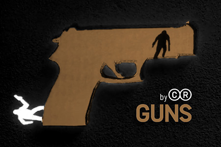 GUNS by CR
